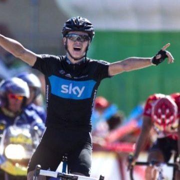 Вуэльта / Vuelta 2011 17 этап результаты