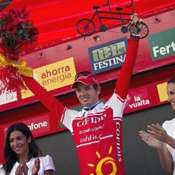 Вуэльта / Vuelta 2011 14 этап результаты