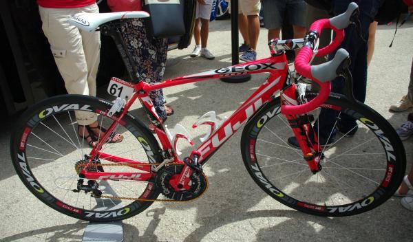 Вуэльта / Vuelta 2011 21 этап результаты