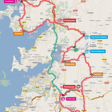 Вуэльта / Vuelta 2011 12 этап превью