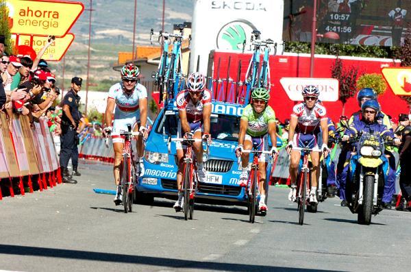 Вуэльта / Vuelta 2011 16 этап результаты