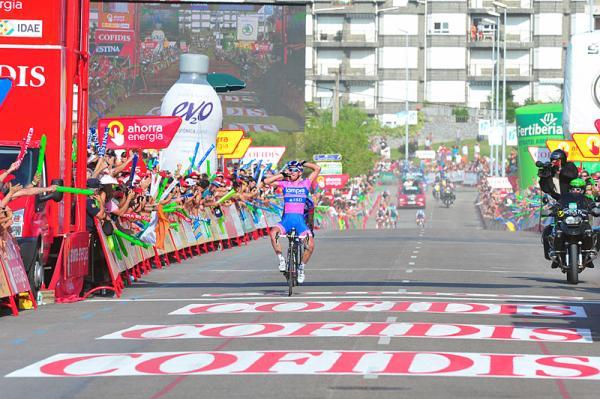 Вуэльта / Vuelta 2011 18 этап результаты