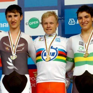 Чемпионат Мира по велоспорту на шоссе 2011 Мужчины юниоры результаты гонки с раздельным стартом