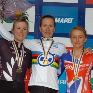 Чемпионат Мира по велоспорту на шоссе 2011 Женщины элиты результаты гонки с раздельным стартом