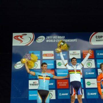 Чемпионат Мира по велоспорту на шоссе 2011 Мужчины юниоры результаты групповой гонки