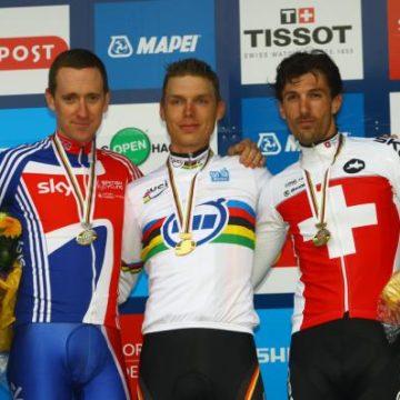 Чемпионат Мира по велоспорту на шоссе 2011 Мужчины элиты результаты гонки с раздельным стартом