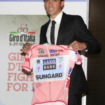Альберто Контадор сосредоточен на Тур де Франс 2012