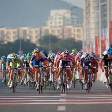 Тур Пекина 2011 2 этап