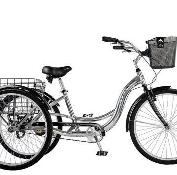 Трёхколёсные велосипеды для взрослых Stels 2011