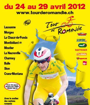 Тур Романдии/Tour de Romandie 2012