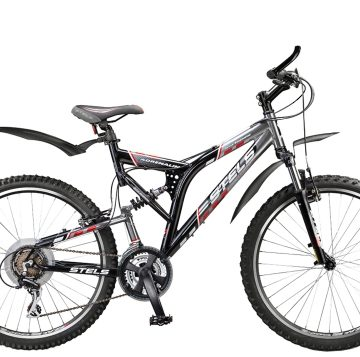 Двухподвесные велосипеды Stels серии FS 2011