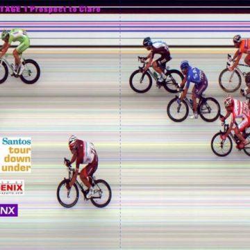 Тур Даун Андер/Santos Tour Down Under 2012 1 этап