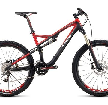 Мужские горные XC велосипеды Specialized серии Stumpjumper FSR