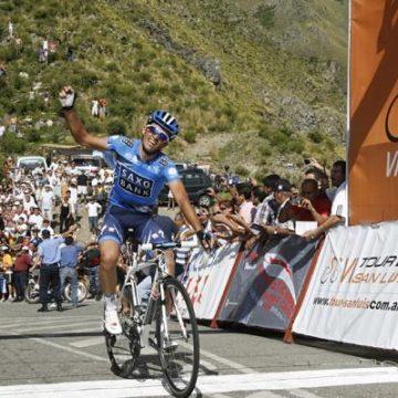 Тур Сан Луиса/Tour de San Luis 2012 5 этап