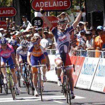 Тур Даун Андер/Santos Tour Down Under 2012 6 этап