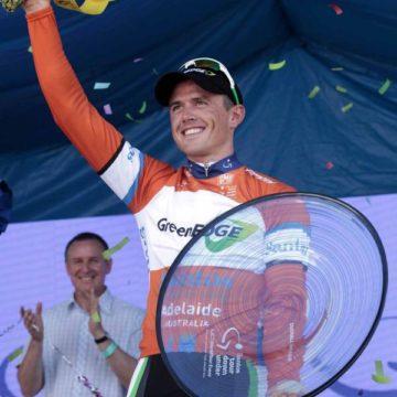 Саймон Джерранс победительТур Даун Андер/Santos Tour Down Under 2012
