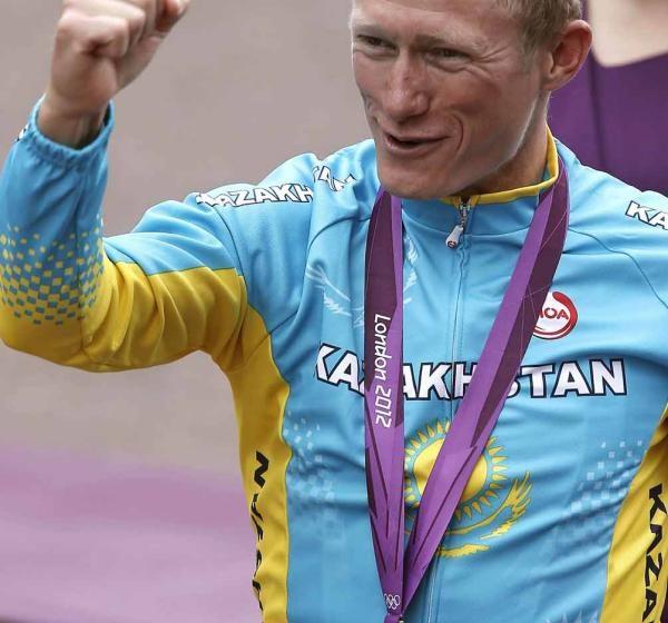 Погоня за лидером (Astana Team, Александр Винокуров)