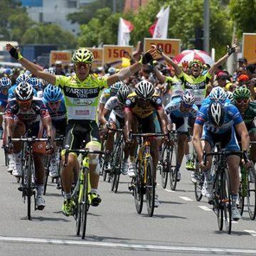 Тур Лангкави/Le Tour de Langkawi 2012 2 этап