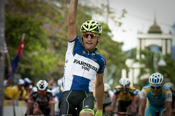 Тур Лангкави/Le Tour de Langkawi 2012 4 этап