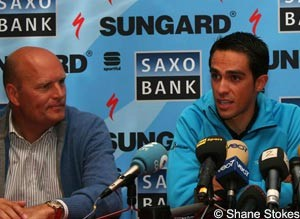 Saxo Bank возможно потеряет лицензию World Tour