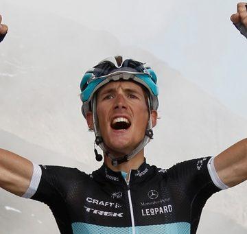 Энди Шлек стал победителем Тур де Франс 2010