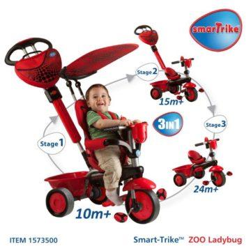 Велосипед  Smart Trike Zoo 3 в 1