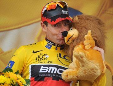 Кэдел Эванс: «Ни у кого нет таких больших ожиданий от Тур де Франс, как у меня.»