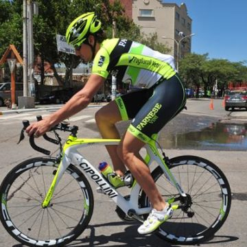 Филиппо Поццато сломал ключицу на Туре Катара/Tour of Qatar 2012