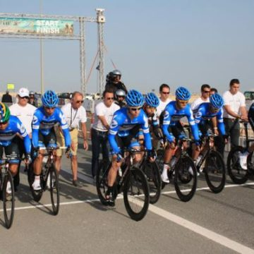 Тур Катара/Tour of Qatar 2012 2 этап