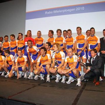 Менеджер Rabobank о допинге в велоспорте