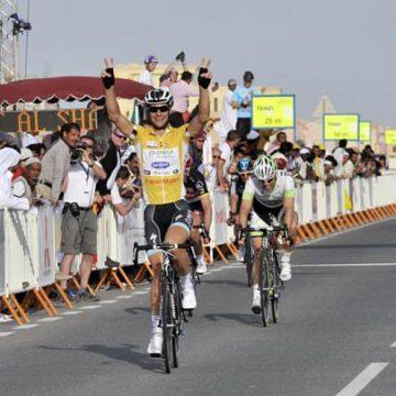 Тур Катара/Tour of Qatar 2012 4 этап