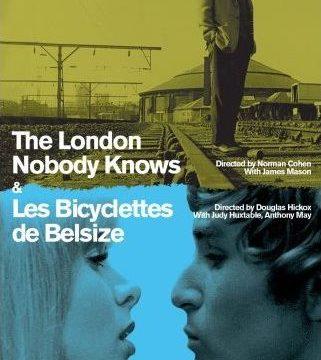 Белсайзские велосипеды / Les Bicyclettes de Belsize (1968)