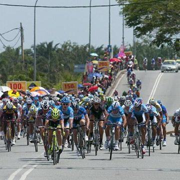 Тур Лангкави/Le Tour de Langkawi 2012 3 этап