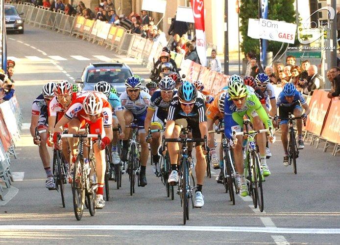 Вуэльта Каталонии/Volta Ciclista a Catalunya 2012 4 этап