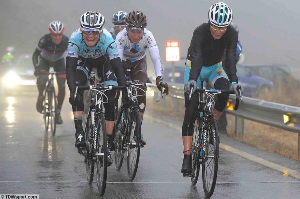Вуэльта Каталонии/Volta Ciclista a Catalunya 2012 3 этап Результаты аннулированы