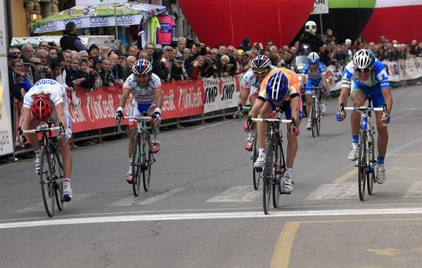 Сеттимана Коппи и Бартали/Settimana Coppi e Bartali 2012 4 этап