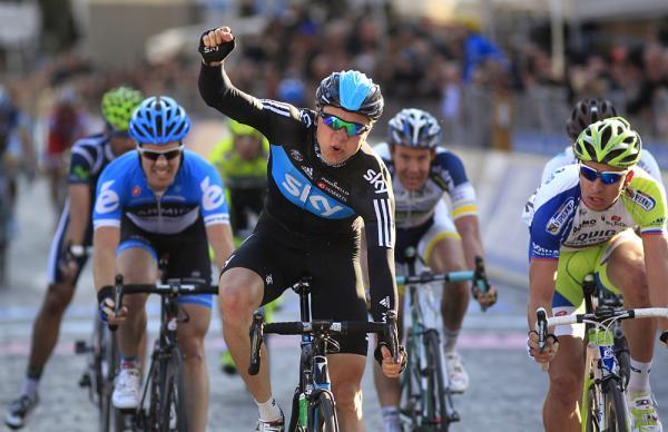 Тиррено — Адриатико/Tirreno-Adriatico 2012 3 этап