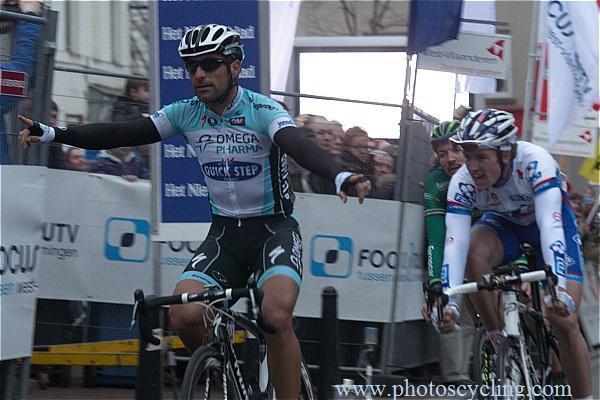 Три дня по Западной Фландрии/3-Daagse van West-Vlaanderen 2012 1 этап