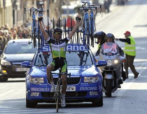 Вуэльта Каталонии/Volta Ciclista a Catalunya 2012 1 этап