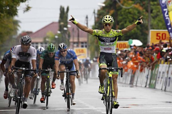 Тур Лангкави/Le Tour de Langkawi 2012 8 этап