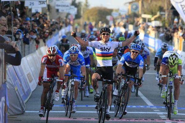 Тиррено — Адриатико/Tirreno-Adriatico 2012 2 этап