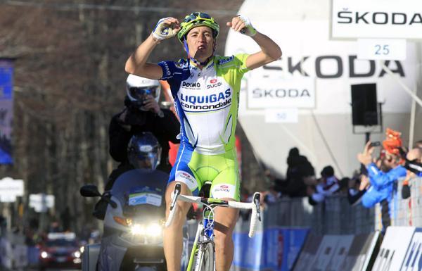 Тиррено — Адриатико/Tirreno-Adriatico 2012  5 этап