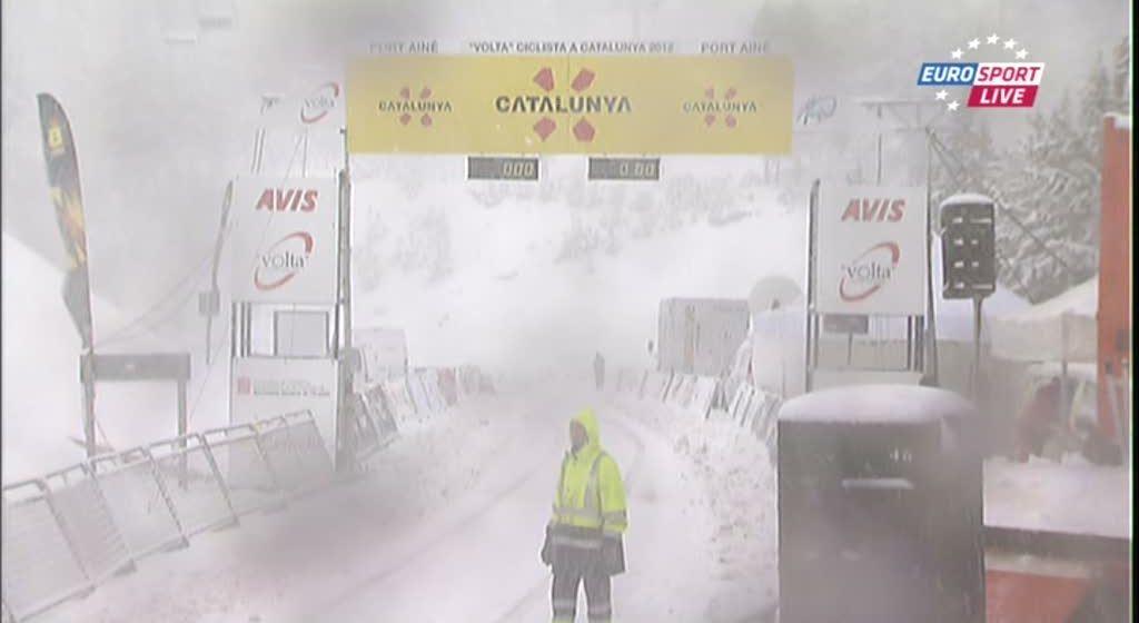Вуэльта Каталонии/Volta Ciclista a Catalunya 2012 3 этап