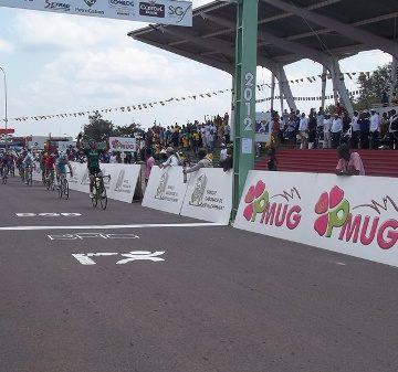 Амисса Бонго/Tropicale Amissa Bongo 2012 5 этап