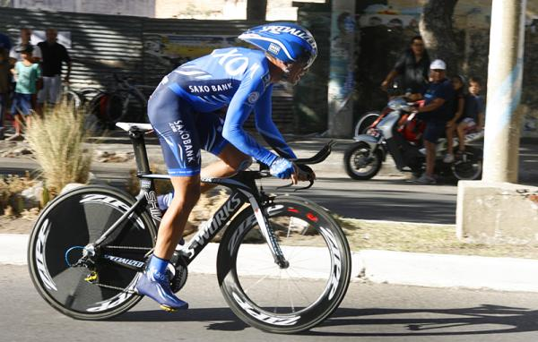 Альберто Контадор начнёт зарабатывать очки UCI в 2014 году