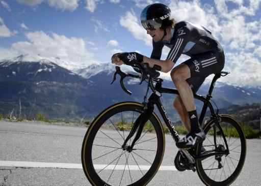 Тур Романдии/Tour de Romandie 2012 5 этап