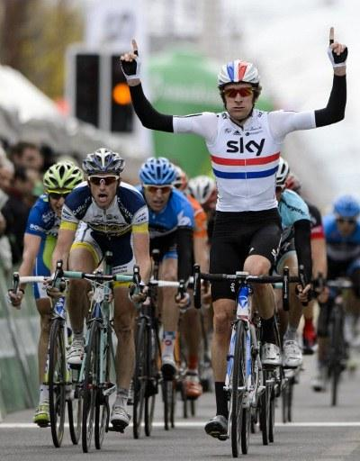 Тур Романдии/Tour de Romandie 2012 1 этап