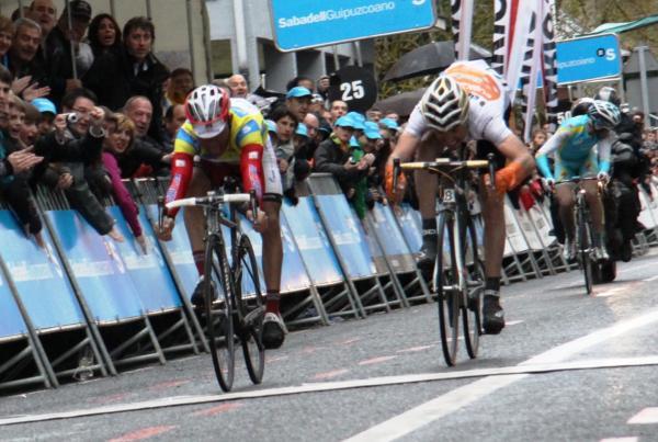 Тур Страны Басков/Vuelta Ciclista al Pais Vasco 2012 5 этап