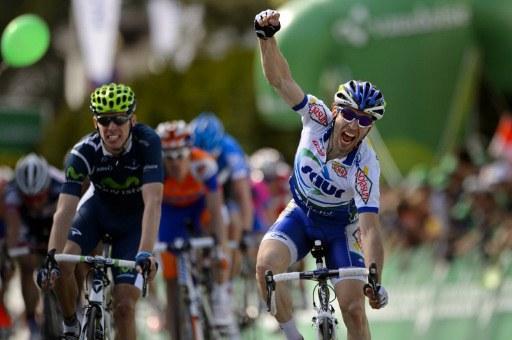 Тур Романдии/Tour de Romandie 2012 2 этап