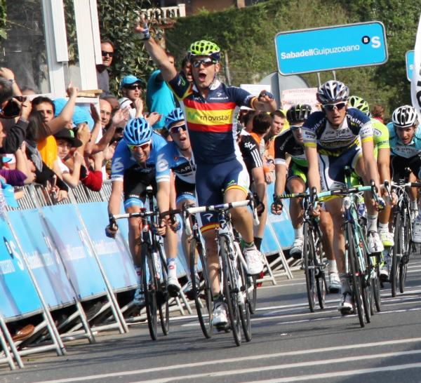 Тур Страны Басков/Vuelta Ciclista al Pais Vasco 2012 1 этап